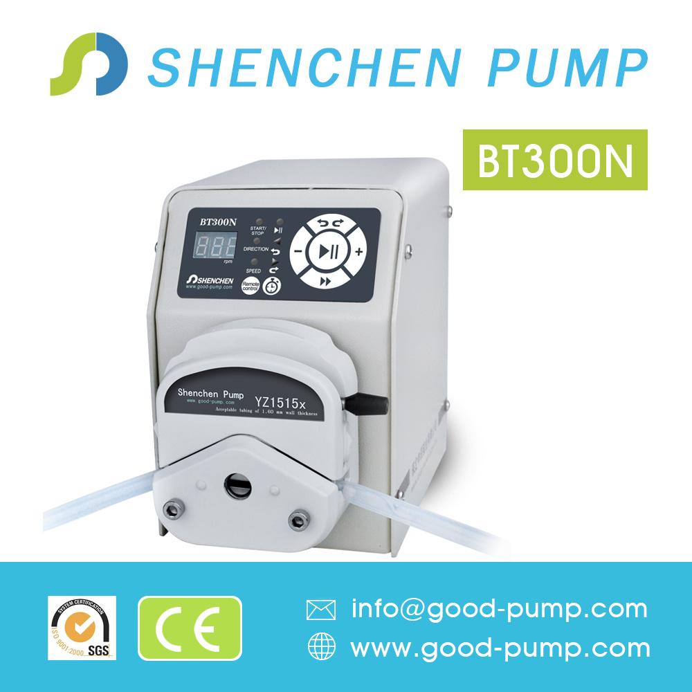 Standard Peristaltic Dosing Pump Bt300n/3*Yz1515X