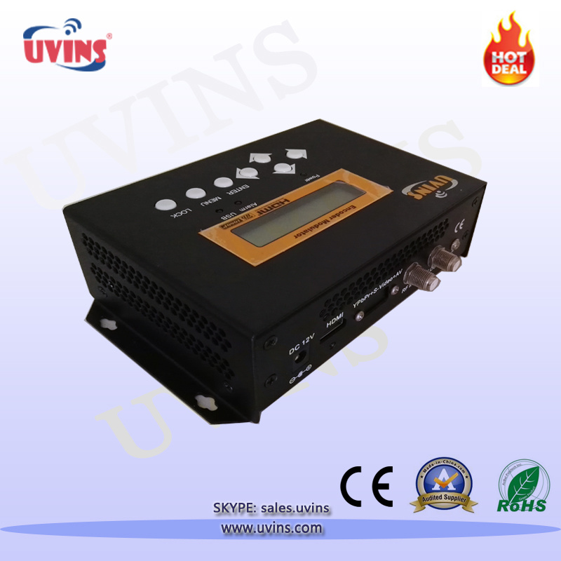 HD Network Encoder Modulator