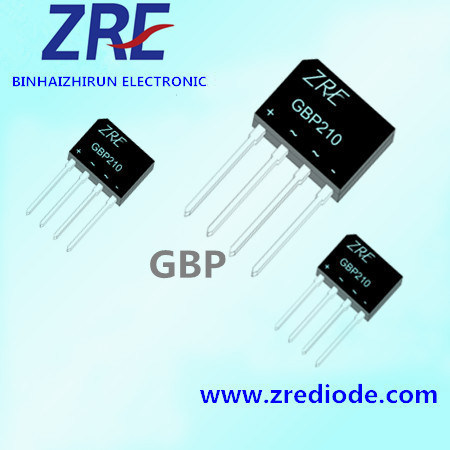 2A GBP Bridge Rectifier Diode GBP2005 GBP210 GBP Package