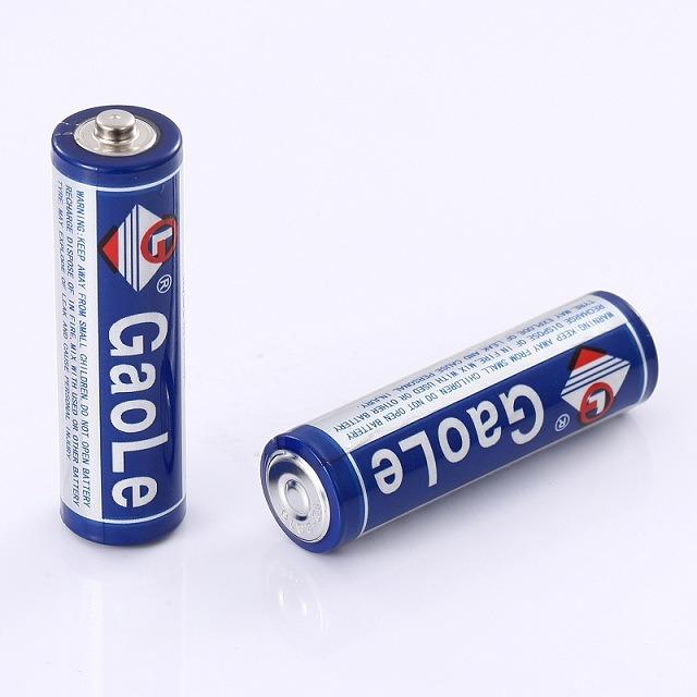 Super Heavy Duty 1.5V AA Dry Battery (R6P)