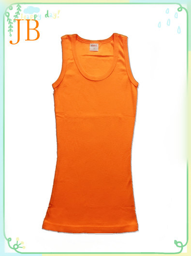 Lady Fashion Clothing Knit Sleeveless Summer Modal Tanktops