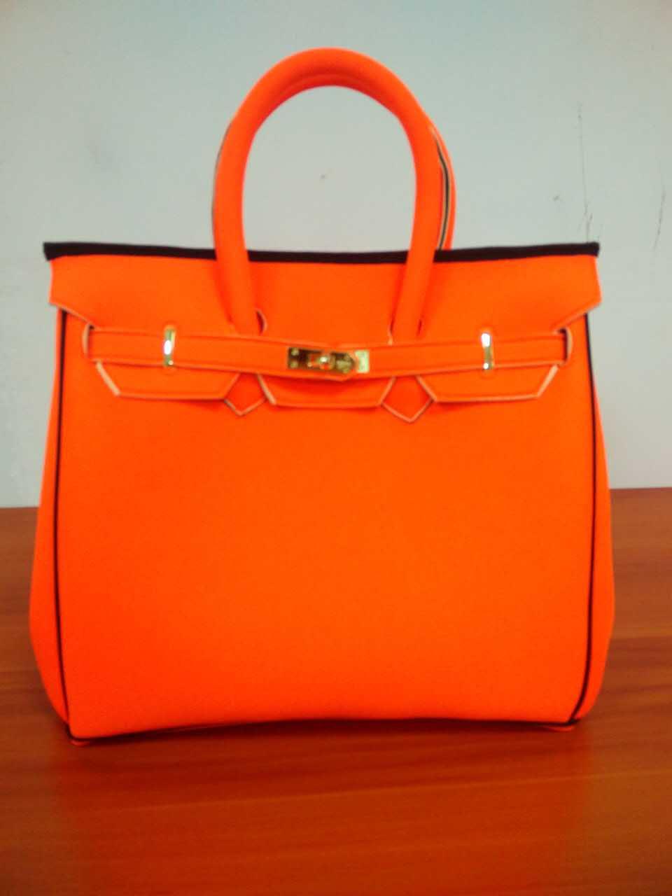 Fashion Light Weighted Neoprene Handbag