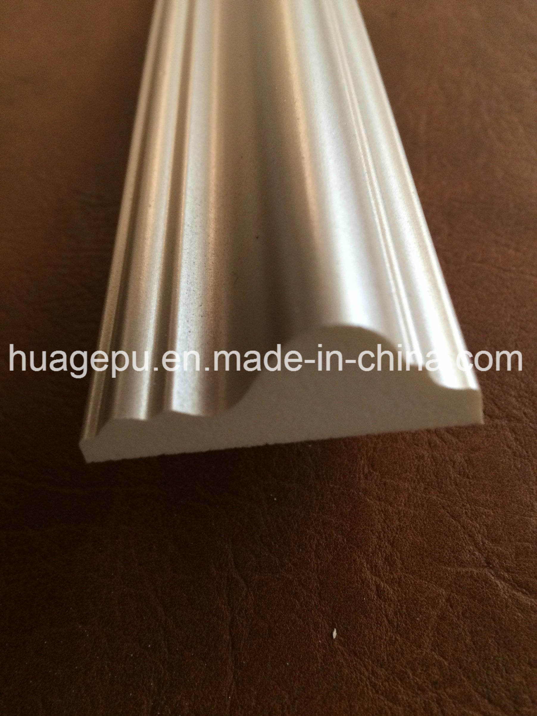 Building Material PU Cornice Moulding for Interior Decoration