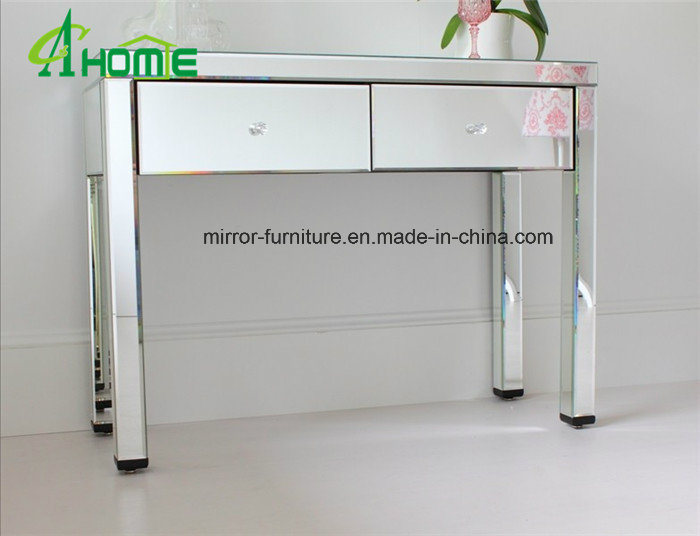 2016 Living Room Home Decor Venetian Mirrored Console Table