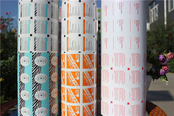High Quality Aluminum Foil Paper Rolls for Medical Packaging