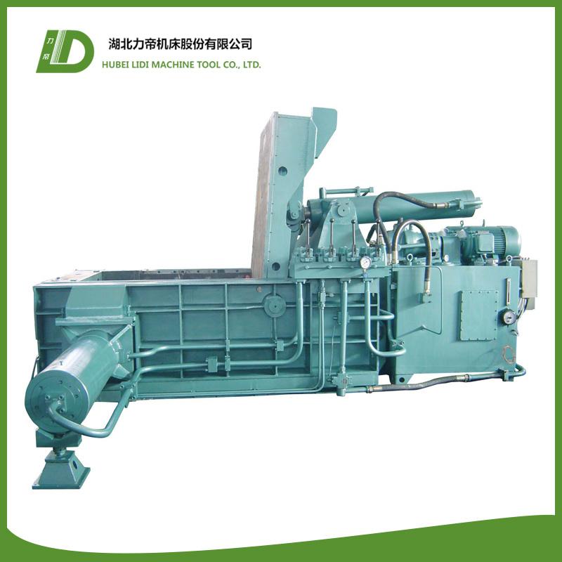 Y81f-250 Hydraulic Baler for Scrap Metal Recycling