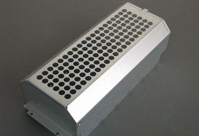 Precision OEM Powder Coated Metal Bracket Galvanized Steel Sheet Metal Stamping Parts Fabrication