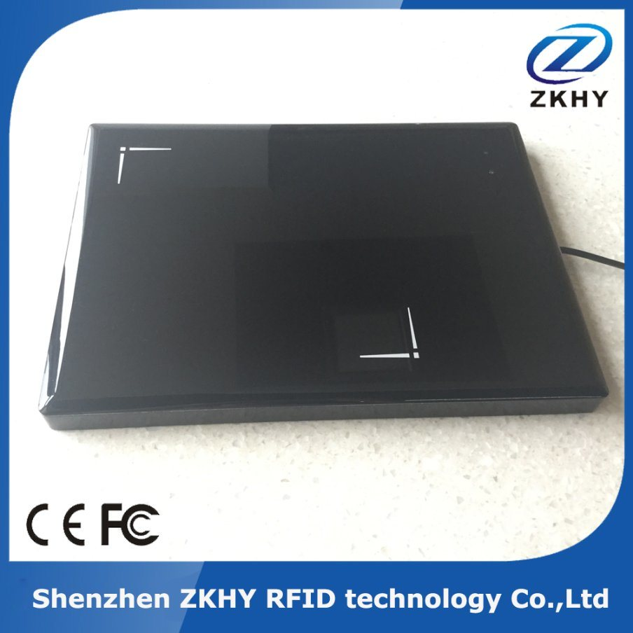 USB Interface Mirror Glass RFID Desktop Reader