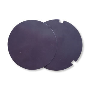 Abrasive Accessories with Grinding Material