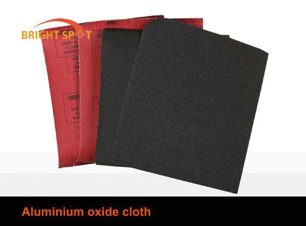 Abrasive Hook & Loop Paper Disc (Aluminium Oxide)