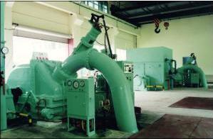 High Quality Pelton Turbine Genarator for Power Plant