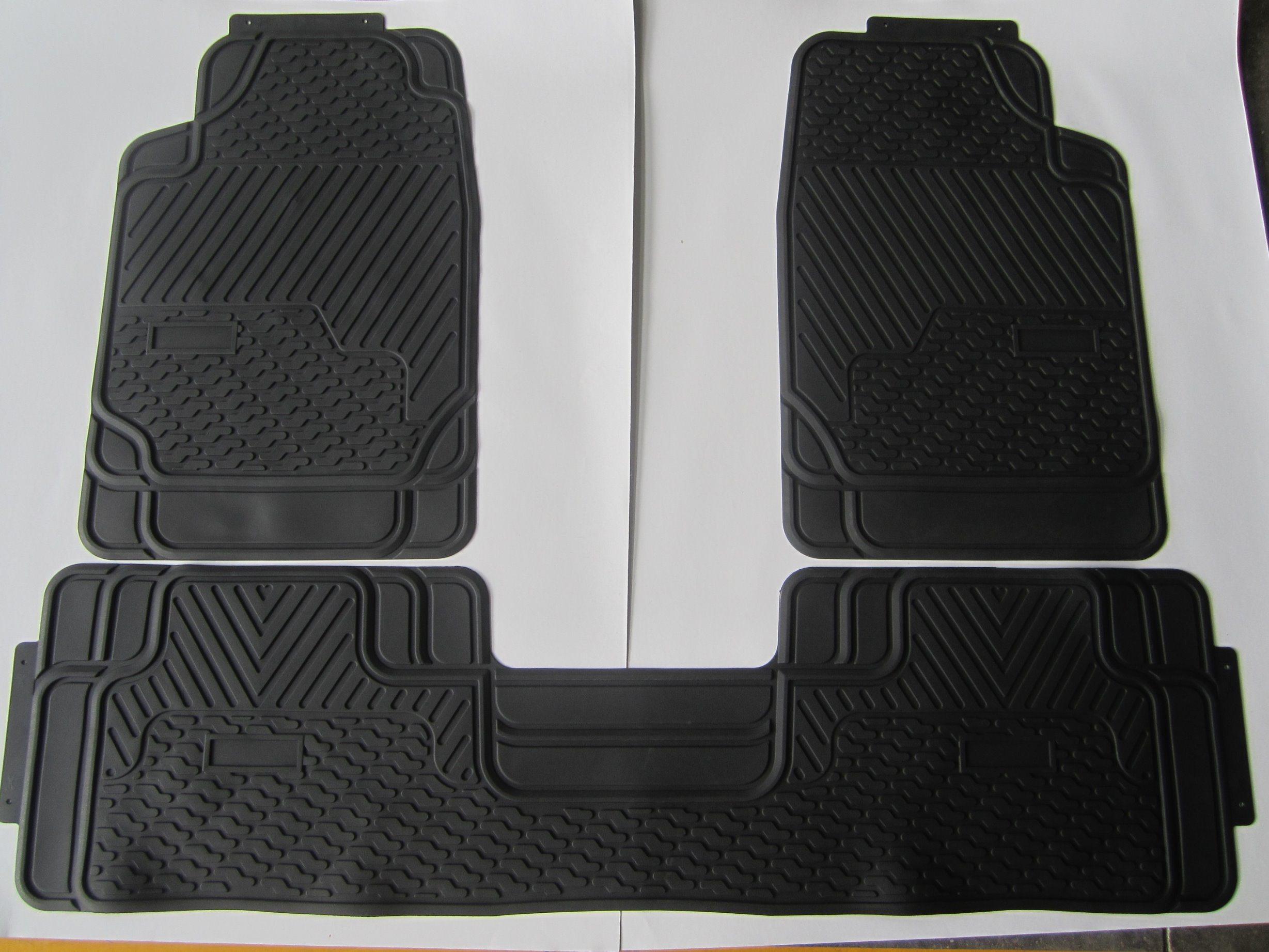 (BT 102-86) PVC Car Mats (Client Item Number: EVO 1003N and AR1003B)