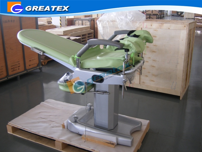 Compatible Medical Hydraulic Electric Gynecology Chair