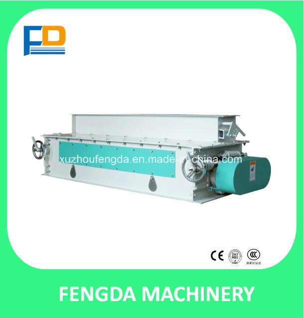Three Rolls Crusher (SSLG15X80) for Feed Processing Machine
