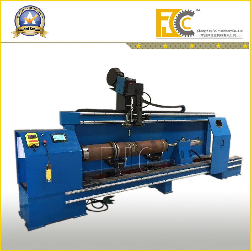 Oil Cylinder Parts Welding Machine with PLC