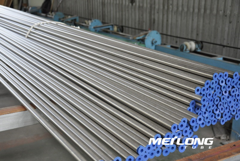 S31603 Precision Seamless Stainless Steel Tubing