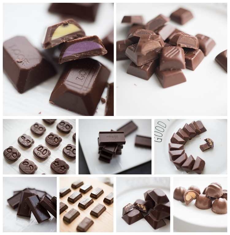 Takno Brand Chocolate Making Process