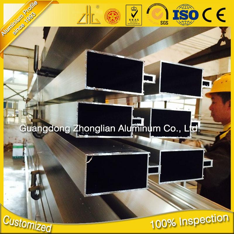 Factory Supply Aluminium Extrusion Price Per Kg Aluminium Curtain Wall