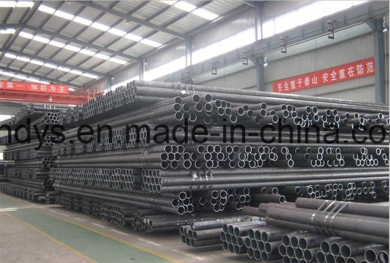Alloy Steel Pipe for Gas Cylinders