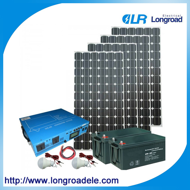 Home Power Solar, Solar Power System for Small Home