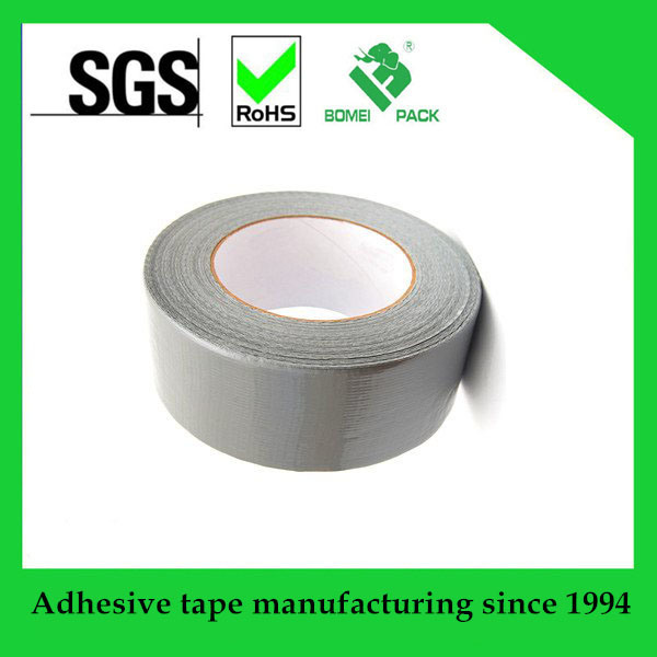 50meter Silver&Gray Color Duct Tape Cloth Tape Single-Side Adhesive Durable&Waterproof&Strong Choose