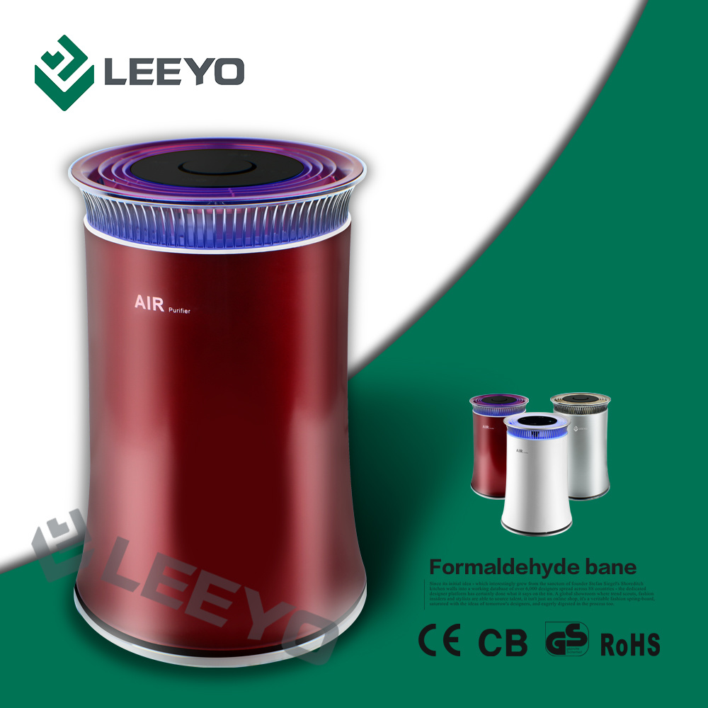 New Design HEPA Activated Carbon Air Purifier
