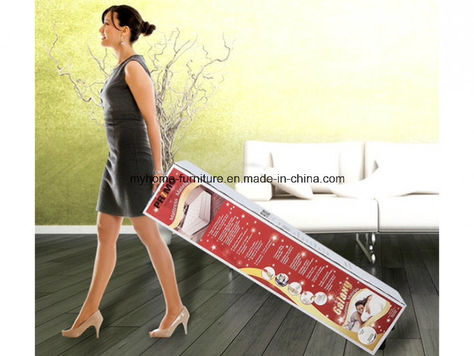 Chinese Supplier Royal Rolled Shiatsu Massage Mattress