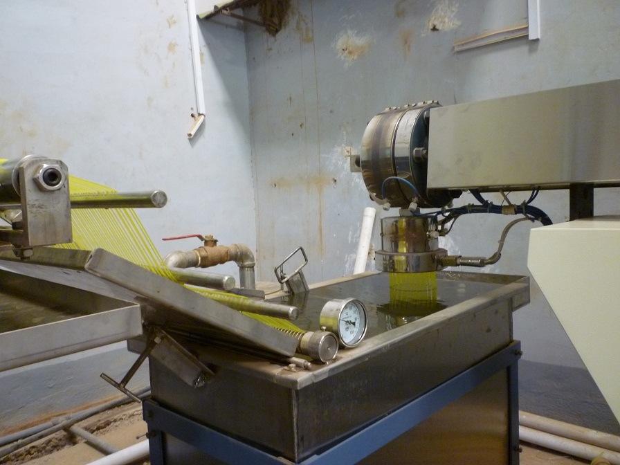PP/PE Monofilament Extruding Machine