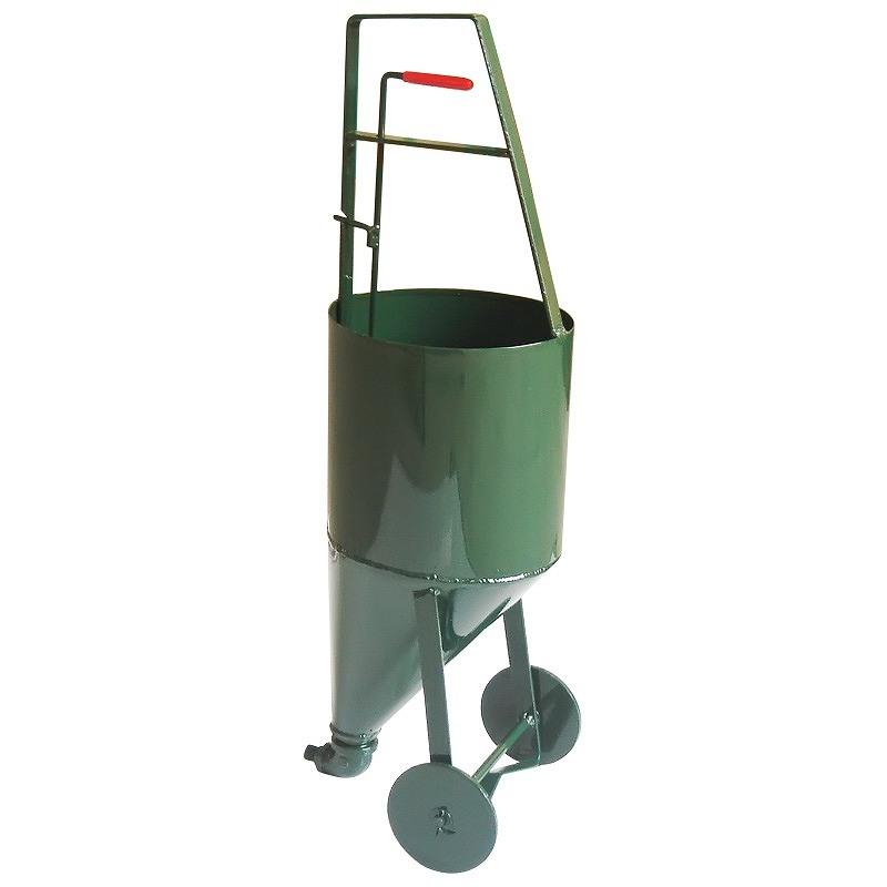 Pour Pot with Wheels (OT001)
