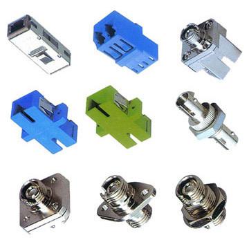 SC/ST/LC/FC/MU Fiber Optic Connector