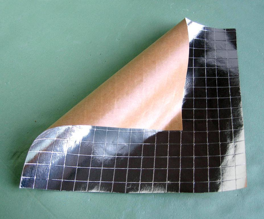 F/R Flame/Fire Retardant Foil-Scrim-Kraft Insulation Facing