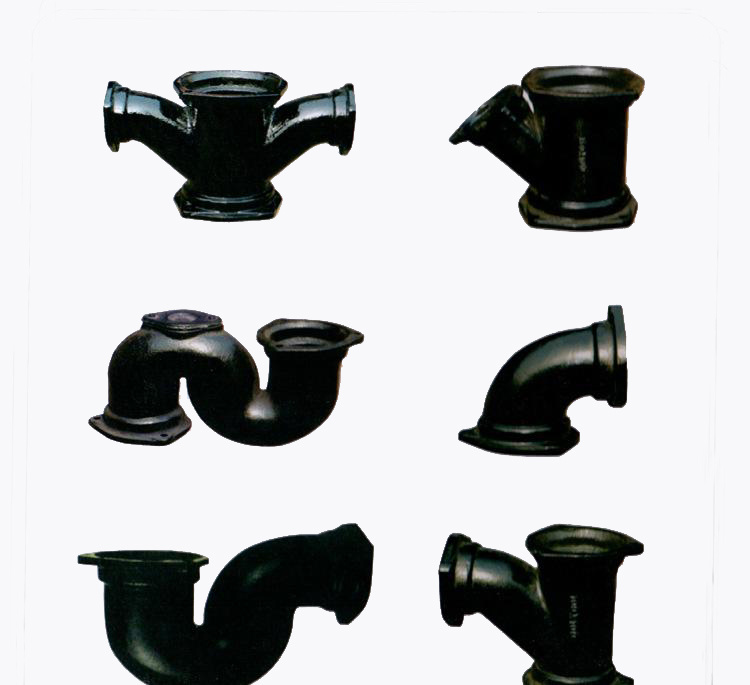 Cast Iron Dwv Soil Pipe Fittings