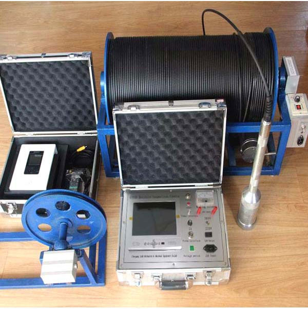 Deep Borehole Inspection Camera