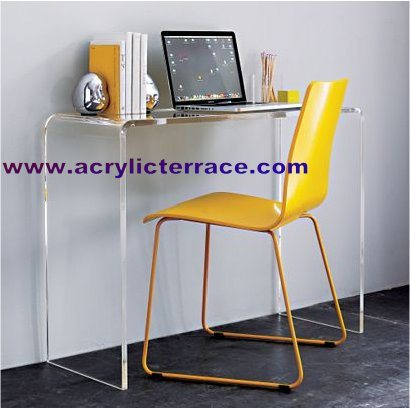 China Acrylic Writing Desk (5WD160007) - China Acrylic Writing Desk