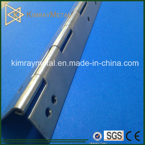 Stainless Steel Long Piano Hinge in Furniture Hardware