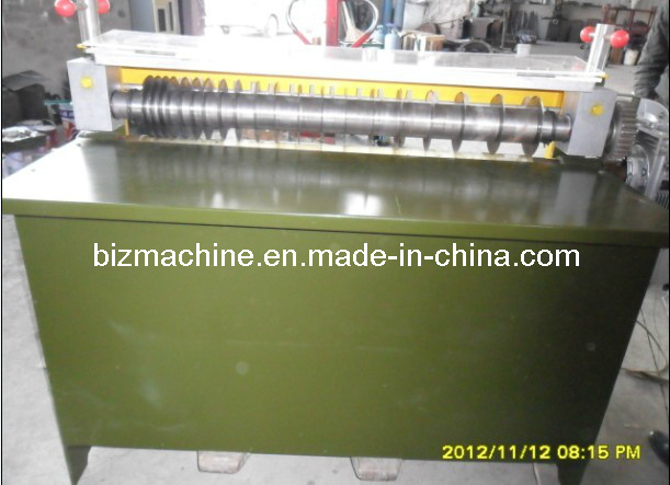 rubber sheet slitting machinery