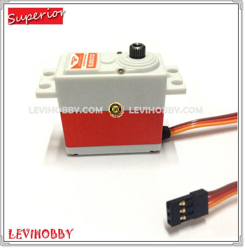 China excellent quality 7 4v 9kg torque rc servo motors for Rc car servo motor