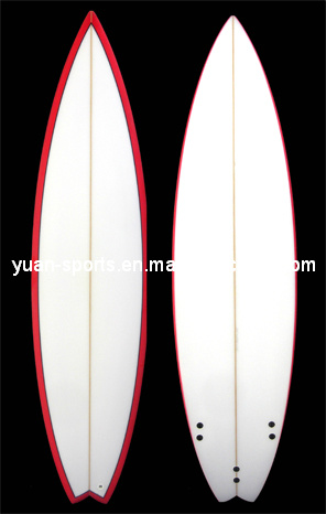 "Short Surf Board, 6′2"" Surfboard of High Performance"