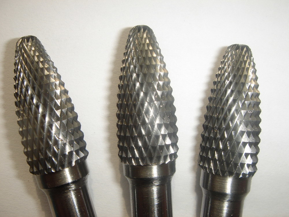 Tungsten Carbide Rotary Burrs (A-W)