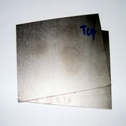 Cold Rolled Pure Tungsten Plates and Foils