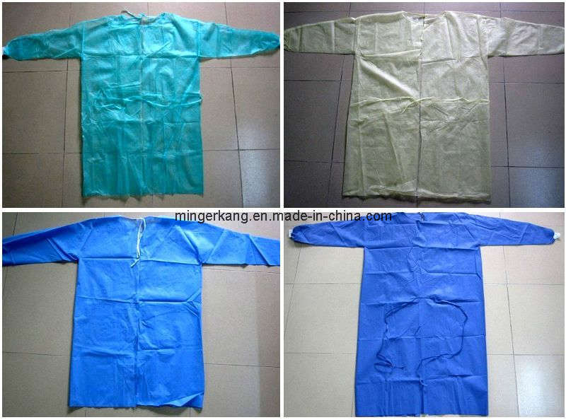 Hubei MEK Disposable PP Non Woven and SMS Surgical Gown