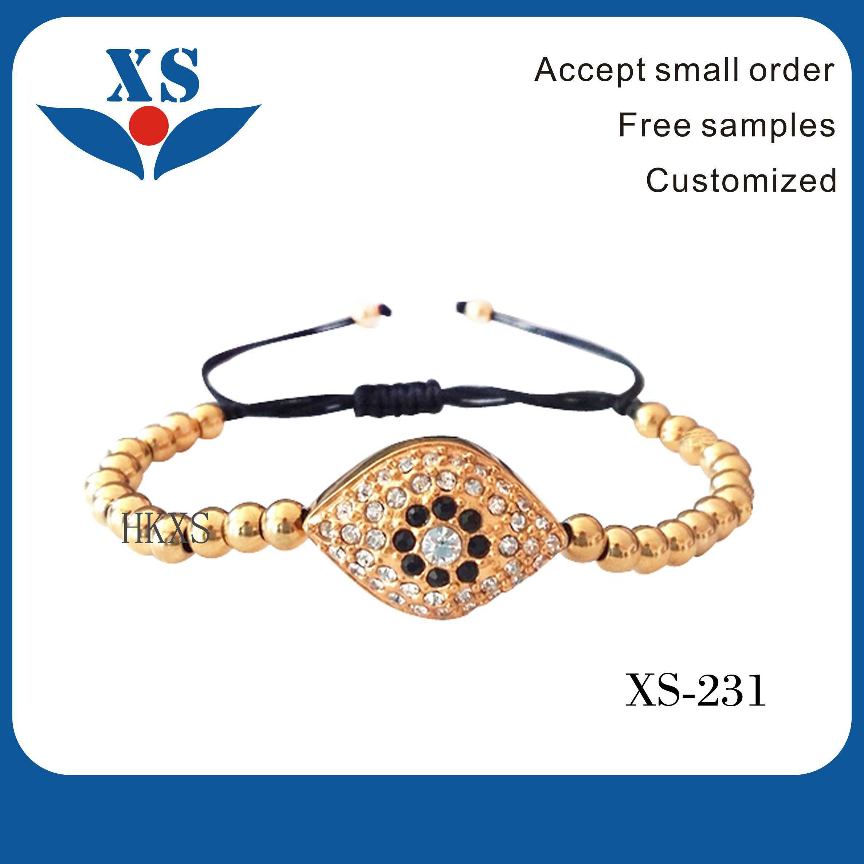 Fashion Stainless Steel Men Bracelets Jewelry (XS-231)