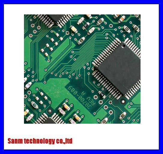 DVD Decode PCB Circuit Assembly