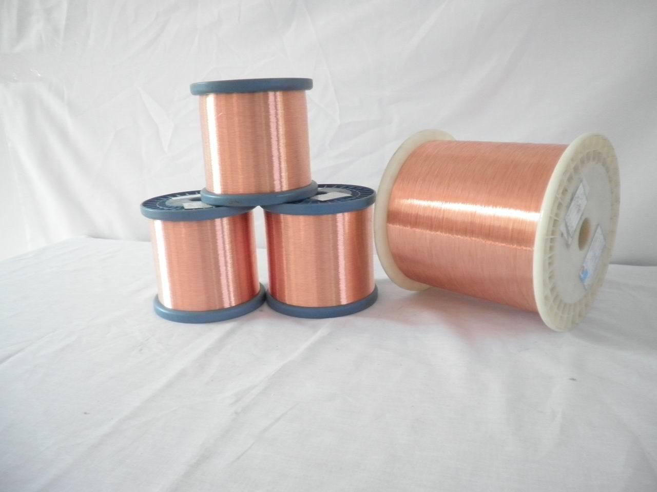 Copper Clad Wire : China copper clad aluminum cca wire