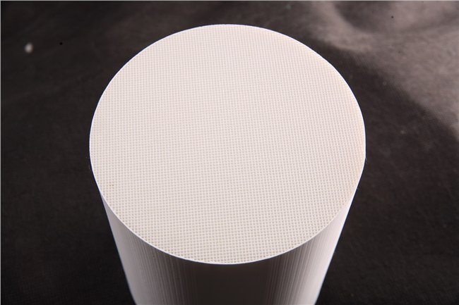 Stable Quality Cordierite-Based Diesel Particulate Filter