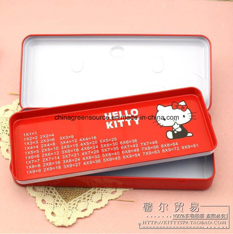 Greensource, Heat Transfer Film for Pencil Box of Metal Products