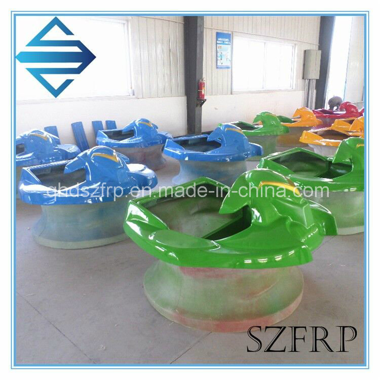 FRP Bumper Car, Fiberglass Hand Lay-up Playmoblie, Customize Fiberglass Recreation Facility