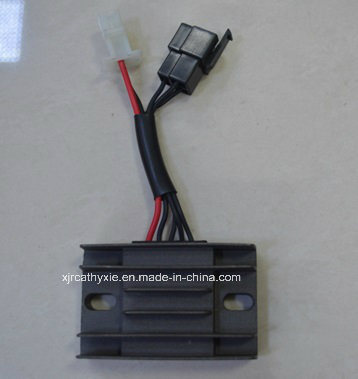 Qm200gy/Gxt200 Regulator of Motorcycle Electric Parts with High Quality