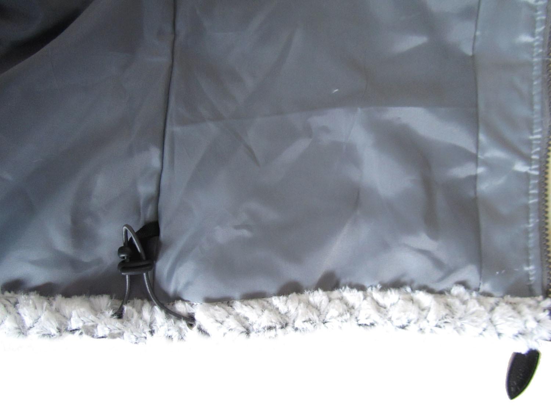 Women Faux Fur Fake Fur Polyester Fabriccold-Proof Fashion Jacket