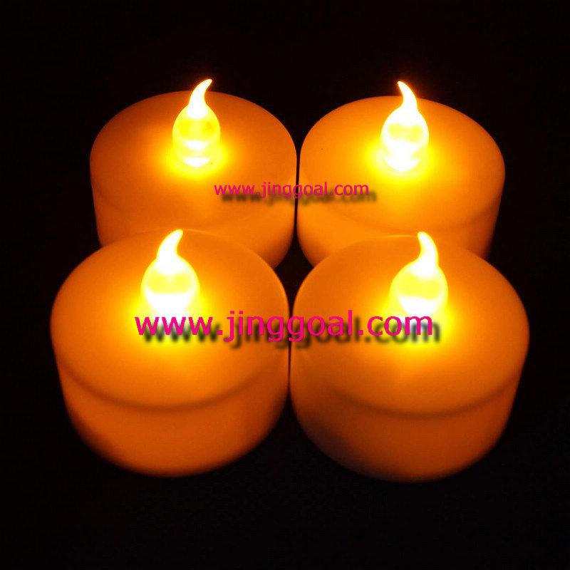 Flameless Battery LED Tealight